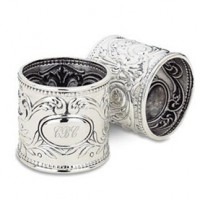 Reed and Barton Sterling Silver Francis I Napkin Ring
