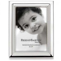 Reed & Barton Capri Silverplate Picture Frame - 2 x 3