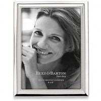 Reed & Barton Capri Silverplated Picture Frame - 4 x 6