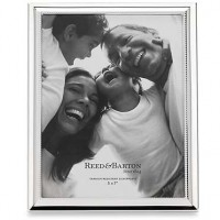 Reed & Barton Capri Silverplate Picture Frame - 5 x 7