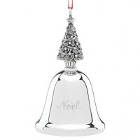Reed & Barton 2016 Noel Bell Christmas Tree Musical Ornament - 37th Edition
