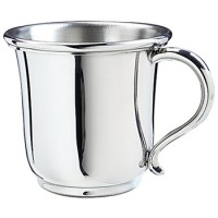Salisbury Pewter Alabama Pewter Baby Cup - 5 oz