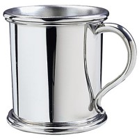 Salisbury Tennessee Pewter Baby Cup - 5 oz