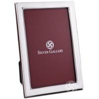 Sterling Silver Plain Frame 4 x 6