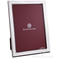 Sterling Silver Plain Frame 5 x 7