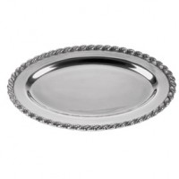 Salisbury Masthead Medium Oval Tray