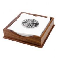 Salisbury Voyages Compass Napkin Holder