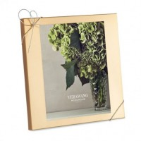 Vera Wang Love Knots Goldplated Frame - 8 x 10