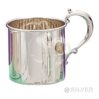 Empire Sterling Silver Grand Classic Baby Cup