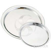Empire Pewter Medium Presentation Tray - 10""