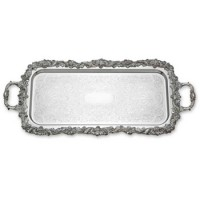 Reed and Barton Birmingham Embossed Cocktail Tray