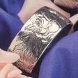 Rose Cuff Bracelet-June