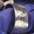 Larkspur Cuff Bracelet-July