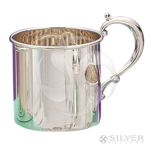 Boardmans Wedding Gift Registry: Empire Sterling Silver Grand Plain Baby Cup