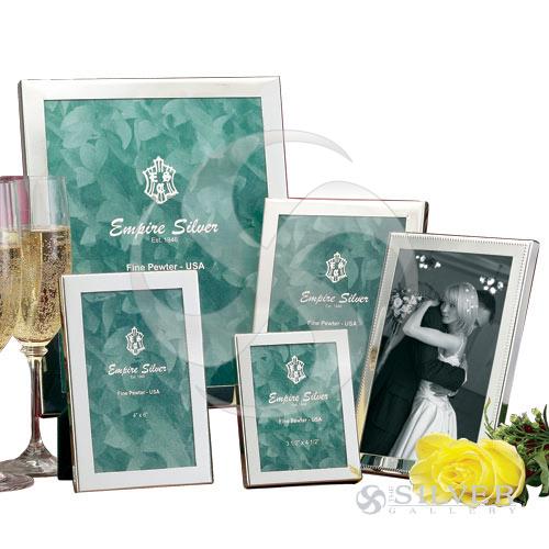 Boardmans Wedding Gift Registry: Empire Pewter Frame