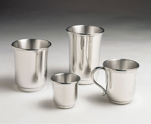 pewter alabama cup from salisbury