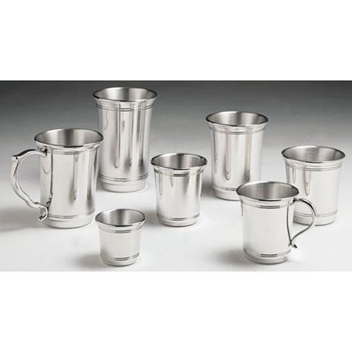 Salisbury Pewter Carolina Mint Julep Cup 5 Oz