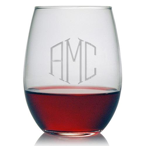 Boardmans Wedding Gift Registry: Susquehanna Stemless Wine Glass (Set Of 4)