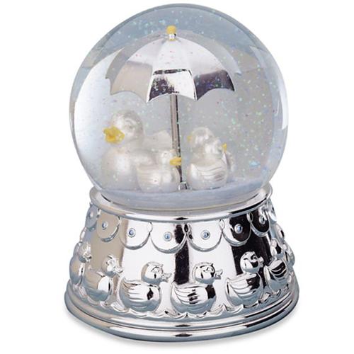 Reed Amp Barton Something Duckie Baby Snow Globe