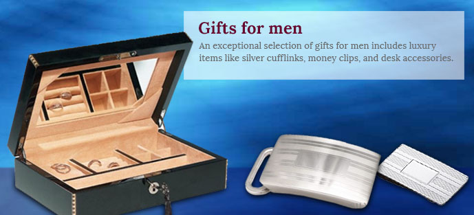 Engraved Gifts for Men